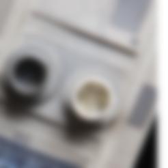 Download 3D model space 1999 hawk engines , platt980