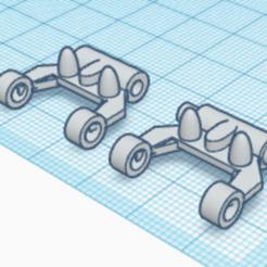 Download 3D printing designs spv tracks captain scarlet, platt980