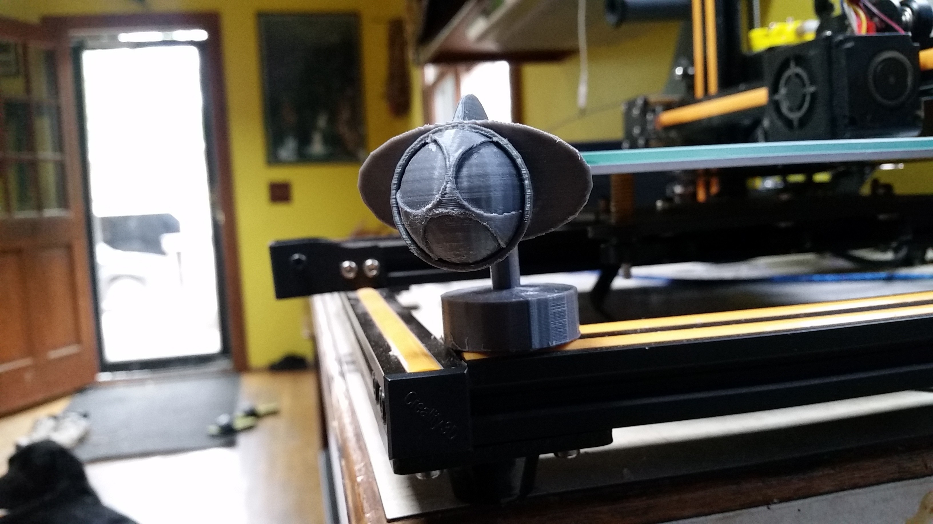 20180610_130931.jpg Download STL file war of the worlds alien  • 3D printing template, platt980
