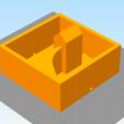Descargar archivos STL ZEN MOSS PLANTER HOUSE 2 VERSIONS, Ivankahl3D