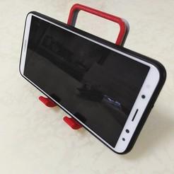Télécharger fichier 3D porte-téléphone pliable, Jume830