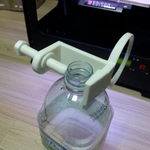 03.jpg Download free STL file cup holder DIY • 3D print model, 3D_parts