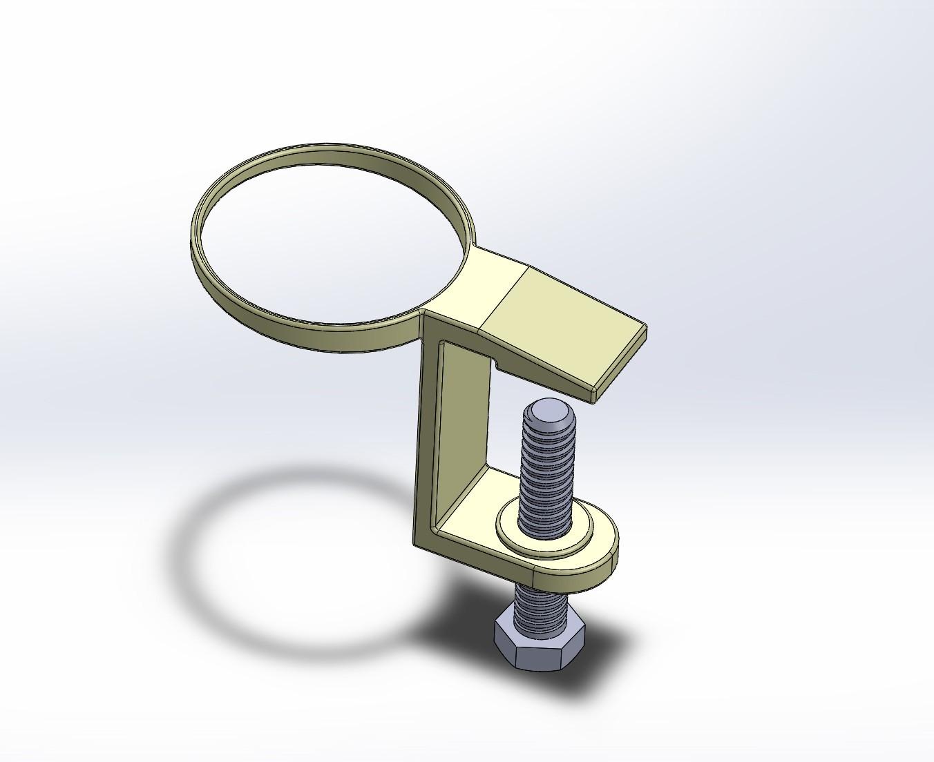 01.JPG Download free STL file cup holder DIY • 3D print model, 3D_parts