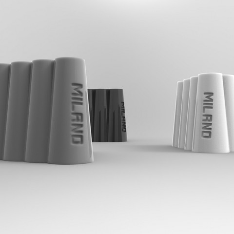 resize-industriale.jpg Download free STL file A SIMPLE YET ELEGANT PENCIL HOLDER • 3D printer design, Milanorage
