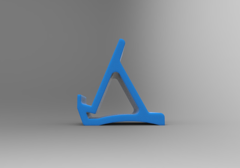 Side View stand.jpg Download free STL file Simple Stand v1.0 • Design to 3D print, Milanorage