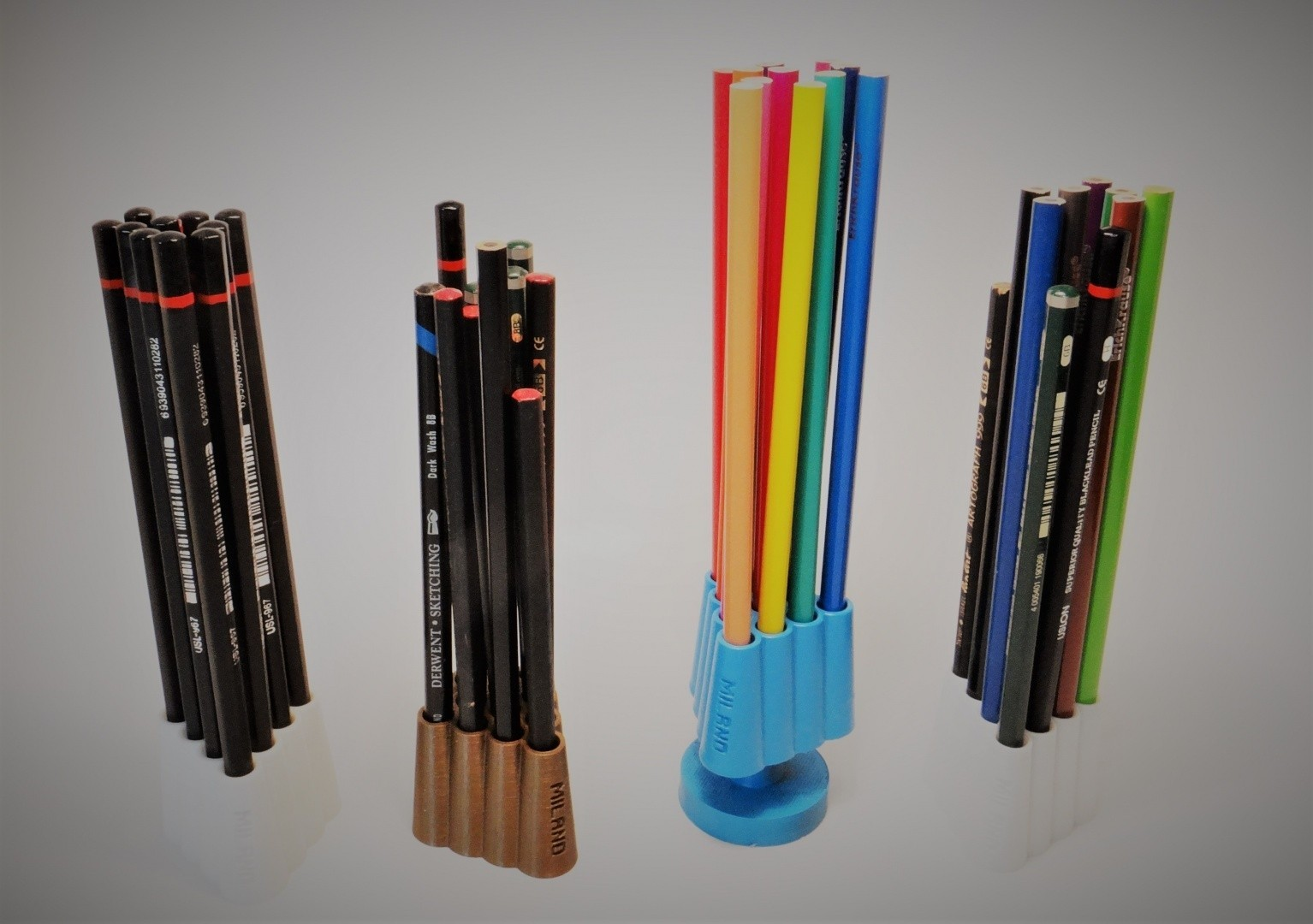 resize-dsc04634.JPG Download free STL file A SIMPLE YET ELEGANT PENCIL HOLDER • 3D printer design, Milanorage