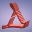 1_cr.png Download free STL file Flexible Phone Stand v2.0 • 3D printer model, Milanorage
