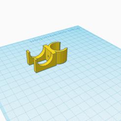 Porte rasoir.PNG Download free STL file Razor holder • 3D printer object, willyamamoussou
