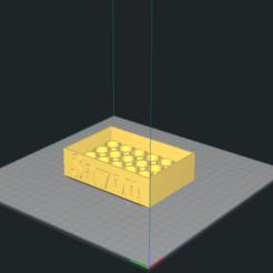 Télécharger fichier STL gratuit Porte-Savon • Objet imprimable en 3D, willyamamoussou
