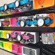 Download 3D printer model charging cradle Mbot, jamesmichael72210