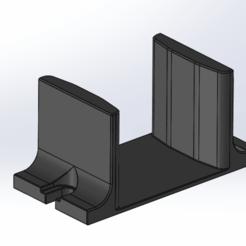 rail porte.png Download free STL file sliding door rail • 3D print template, payet_joseph