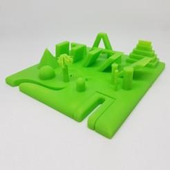 Free 3D printer file 3D Printer Torture Test, samthecodingman