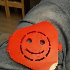 IMG_20200905_203953_740.jpg Download STL file Children's FFP2 mask box • 3D printer design, ivansellesvaya