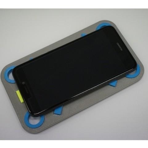 PHONE_PAD_2.jpg Download free STL file PhonePad • 3D printable model, doppiozero