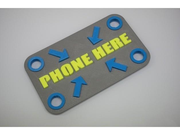 PHONE_PAD.jpg Download free STL file PhonePad • 3D printable model, doppiozero