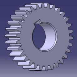 Descargar modelos 3D Engranaje recto, swapsatkul