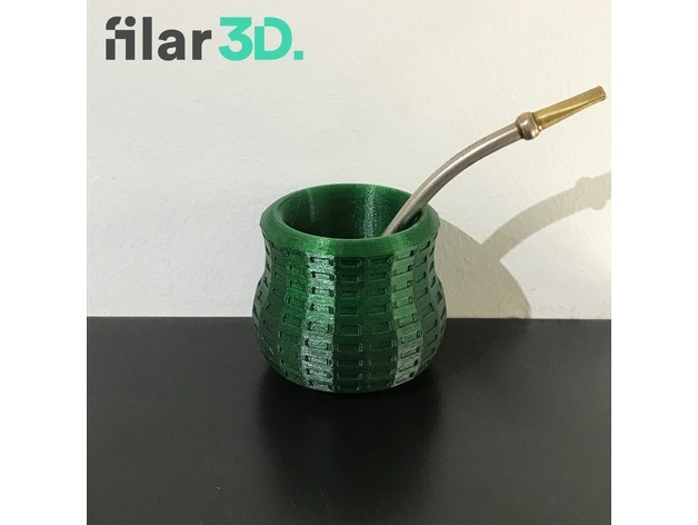 edfd712a1ea2a213ccaf7758844108f3_preview_featured.jpg Download free STL file Filar3D Printed Mate • Template to 3D print, Filar3D