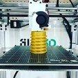 Objet 3D gratuit Le cintre à buses, Filar3D