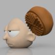 Descargar modelo 3D Rick & Morty Grinder - Morty's Mind Blower, Filar3D