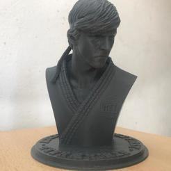 WhatsApp Image 2020-10-29 at 15.49.18.jpeg Download OBJ file Johnny Lawrence - Cobra Kai - printable • Template to 3D print, santysem