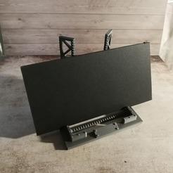 104319676_303172464043339_1346379965706491941_n.jpg Télécharger fichier STL support de téléphone   • Plan pour impression 3D, laforgeavapeur