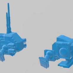 Download 3D printer model primaris antigravity motorcycle kit, laforgeavapeur