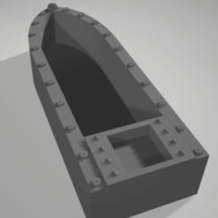 e s.png Télécharger fichier STL entourage et pilier statue 40k • Objet pour imprimante 3D, laforgeavapeur