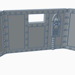 2.png Télécharger fichier STL barricade primaris • Design pour impression 3D, laforgeavapeur