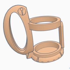 chope tau 1.png Télécharger fichier STL chope tau porte canette  • Design à imprimer en 3D, laforgeavapeur