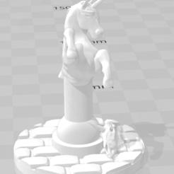 1.png Télécharger fichier STL gratuit objo 40k les licornes truquées • Modèle pour imprimante 3D, laforgeavapeur