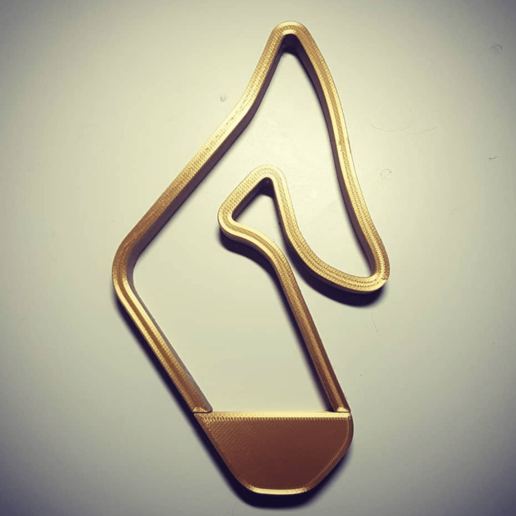 Download free 3D model f1 trophy spielberg replica, samster_3d