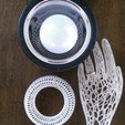 IMAG0304.jpg Download STL file Her Hand Tree of Jewelry • 3D print design, SamVoro