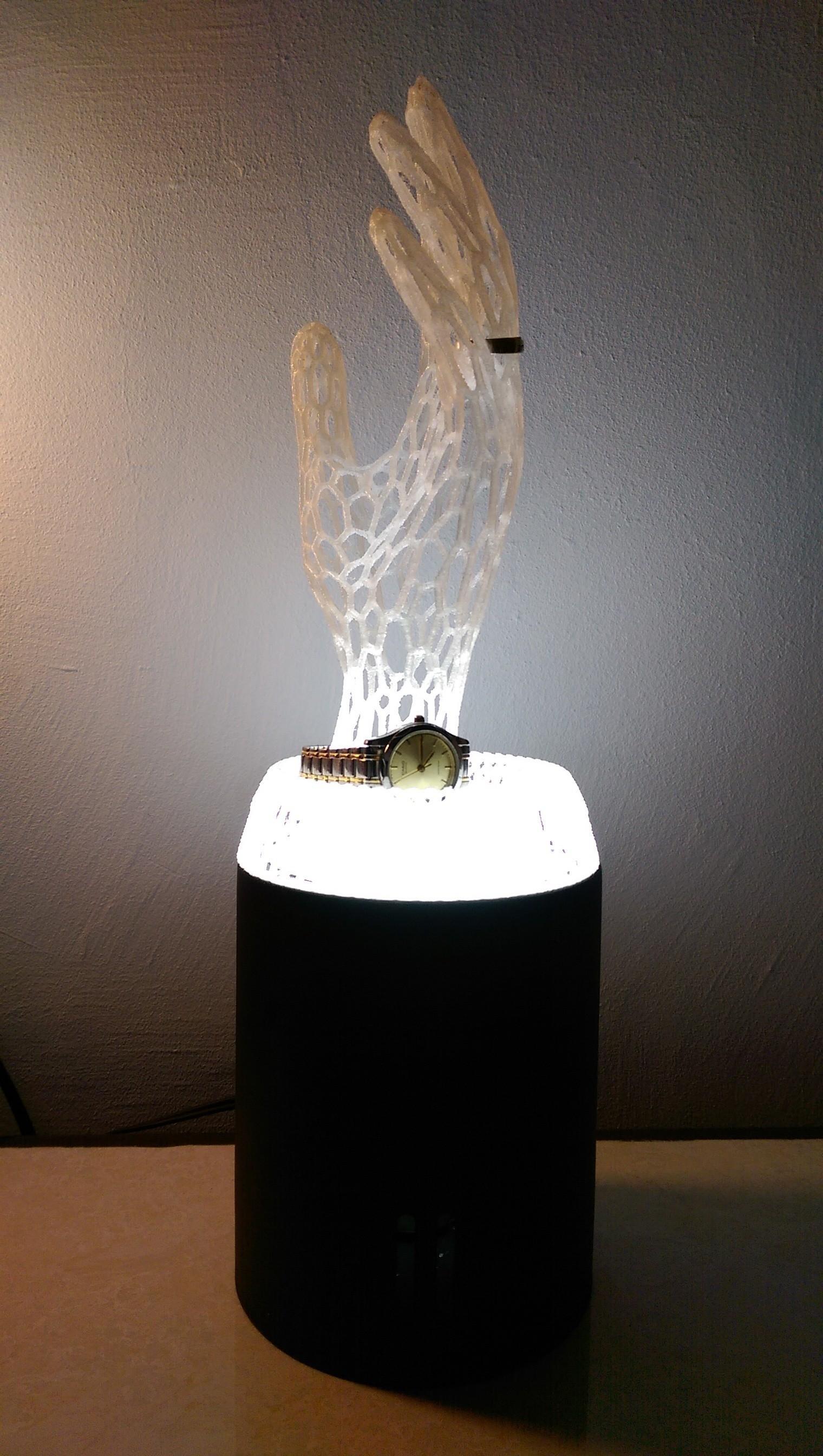 IMAG0334.jpg Download STL file Her Hand Tree of Jewelry • 3D print design, SamVoro