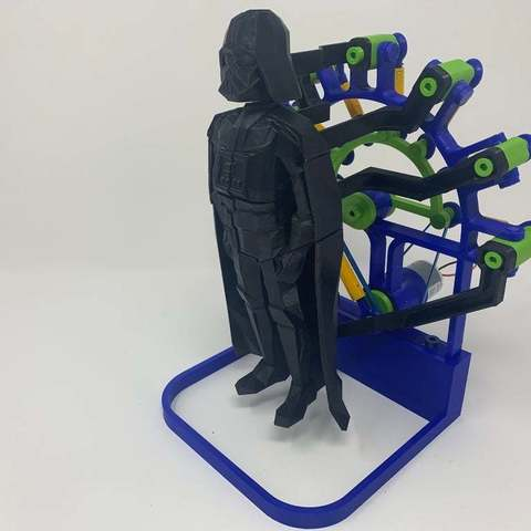 Descargar archivo 3D gratis Darth, gzumwalt