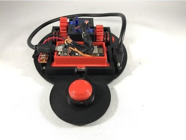 0e9f8f70403617e4056081e3fd0bf6f9_preview_featured.JPG Download free STL file Lady Buggy • 3D printer object, gzumwalt