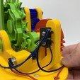 """Télécharger plan imprimante 3D gatuit Le """"Calamar Kid""""., gzumwalt"""