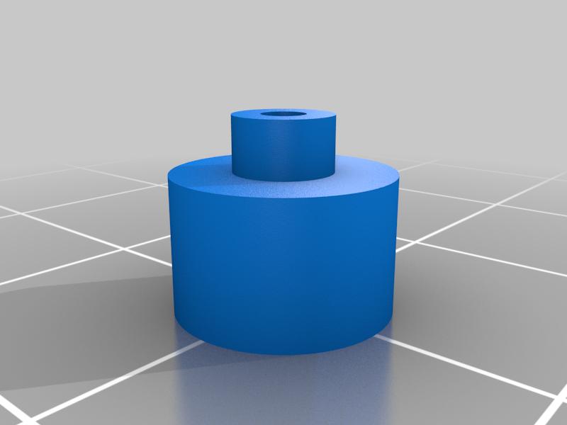 """Lips.png Télécharger fichier STL gratuit """"Lora et moi"""", un simple automate imprimé en 3D. • Plan à imprimer en 3D, gzumwalt"""