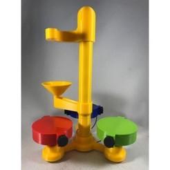 Modelos 3D gratis Marblevator Aire, gzumwalt