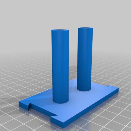 """Top.png Télécharger fichier STL gratuit """"Lora et moi"""", un simple automate imprimé en 3D. • Plan à imprimer en 3D, gzumwalt"""