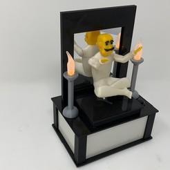 Image0000a.JPG Télécharger fichier 3MF gratuit La lévitation, une illusion d'automate imprimé en 3D. • Modèle à imprimer en 3D, gzumwalt