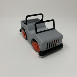 Image0000a.JPG Download free STL file Robotic Cam Steered Vehicle • 3D printer template, gzumwalt