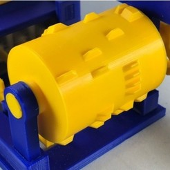 """Free 3d print files The Design of """"Cylinder Notes MHALL.stl"""", gzumwalt"""