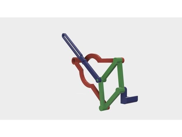 99222c8e5a974488e27e991dd220ff4d_preview_featured.jpg Download free STL file Marblevator, Mechanisms • Object to 3D print, gzumwalt
