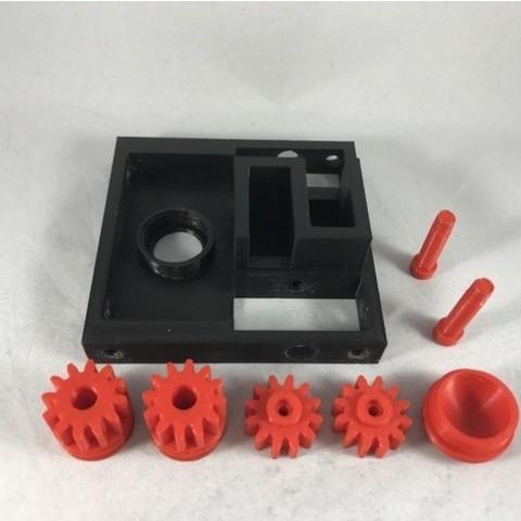 8867d9049dda88edf3fed06da427298f_preview_featured.JPG Download free STL file Santa's Sleigh • 3D printable template, gzumwalt
