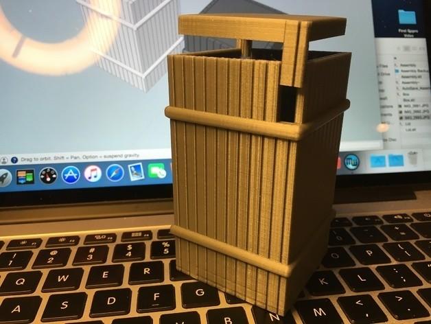 IMG_2684_preview_featured.jpg Télécharger fichier STL gratuit Une simple boîte secrète • Objet imprimable en 3D, gzumwalt