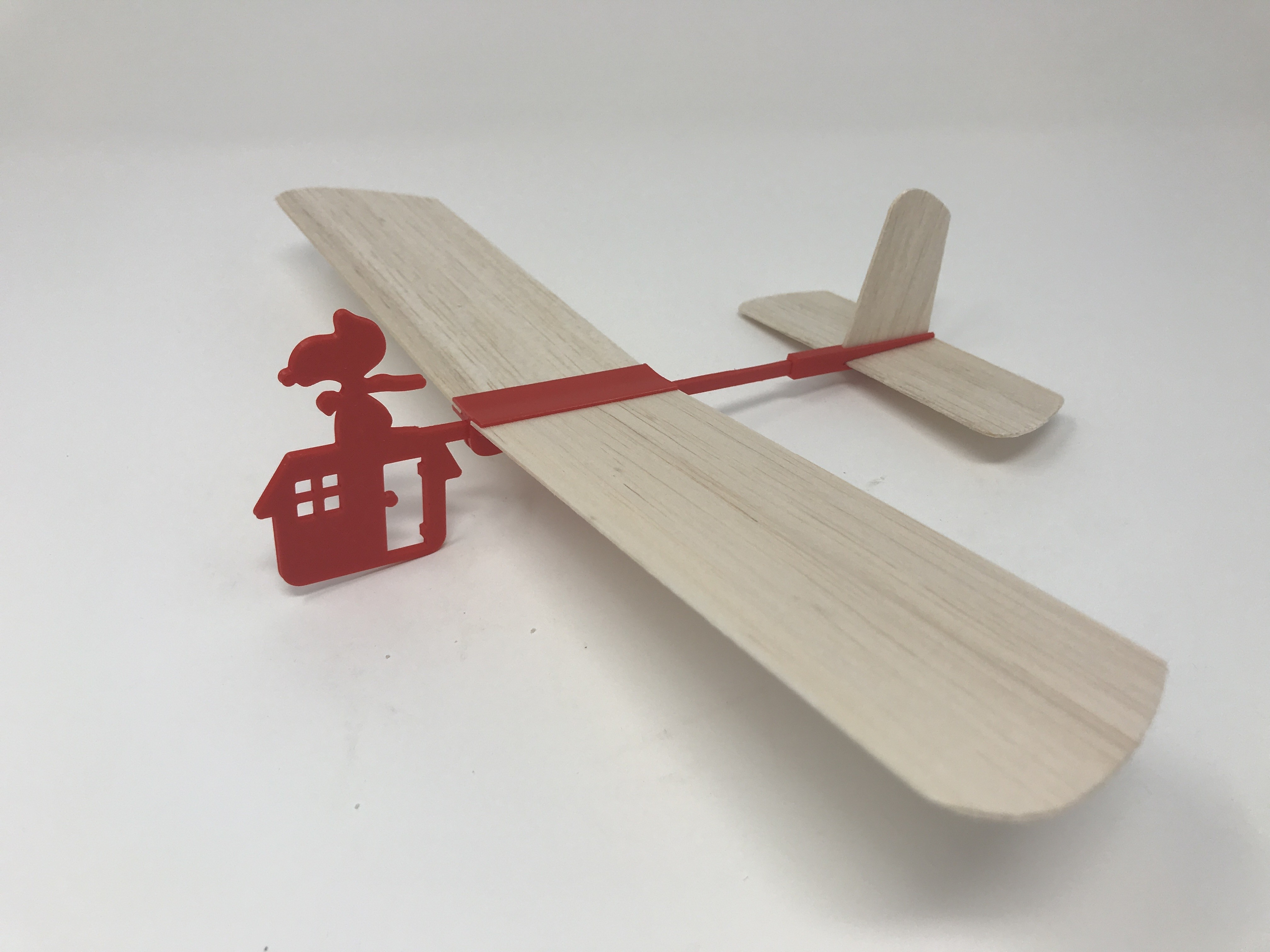 IMG_1734.jpg Download free STL file Red Baron Hand Launched Glider • 3D printer template, gzumwalt