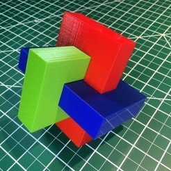 "Free 3D printer file ""Umulius Rectangulum"", 3D Printed, gzumwalt"