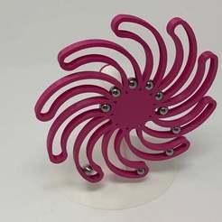 Télécharger fichier impression 3D gratuit Le mouvement perpétuel Davinci Style II, gzumwalt