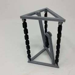 Image0000a.JPG Télécharger fichier STL gratuit Tensegrity • Objet imprimable en 3D, gzumwalt