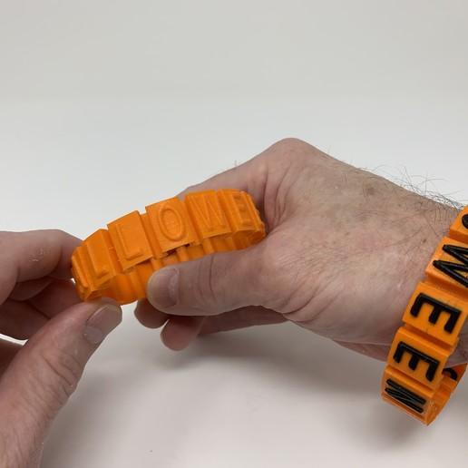 bracelet 3d model free download